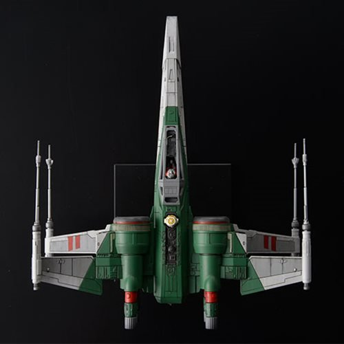 Star Wars: The Rise of Skywalker X-Wing Fighter 1:72 Scale Model Kit