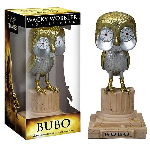 Clash of the Titans Bubo Bobble Head