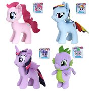 My Little Pony Movie Soft Plush Wave 6