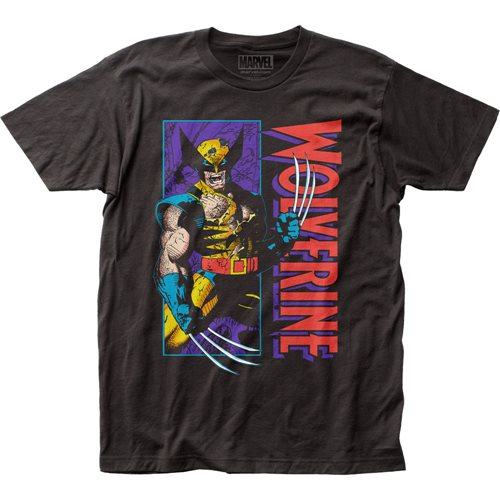 Wolverine Shredded T-Shirt