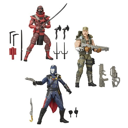 G.I. Joe Classified Series 6-Inch Action Figures Wave 2 Case