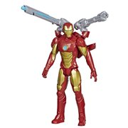 Avengers Titan Hero Series Blast Gear Iron Man 12-Inch Action Figure