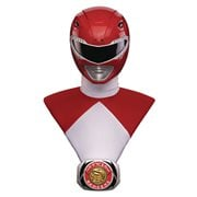 Mighty Morphin Power Rangers Red Ranger 1:1 Scale Bust
