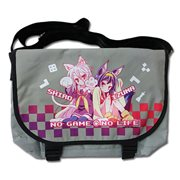 No Game No Life Shiro and Izuna Messenger Bag