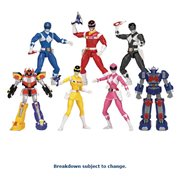 Power Rangers Legacy Series 2 6-Inch Action Figure Case