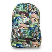 Toy Story Character Print Backpack