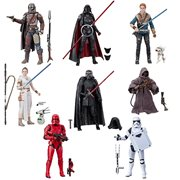 Star Wars The Black Series 6-Inch Action Figures Wave 1 - White Series Packaging