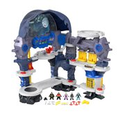 DC Super Friends Imaginext Super Surround Batcave Playset