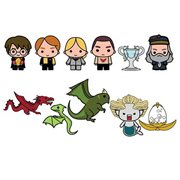 Harry Potter Series 6 Figural Key Chain Random 6-Pack