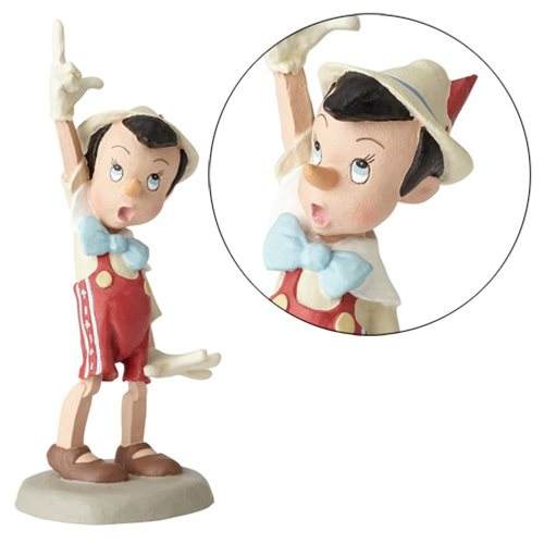 Walt Disney Archives Collection Pinocchio Maquette Statue