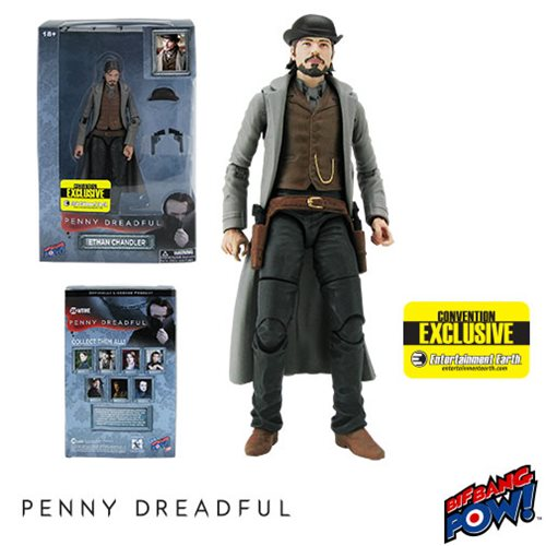 Penny Dreadful Ethan Chandler 6-Inch Action Figure - Convention Exclusive
