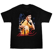 Bruce Lee Yellow Jumpsuit T-Shirt