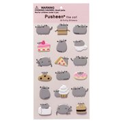 Pusheen the Cat Food Stickers