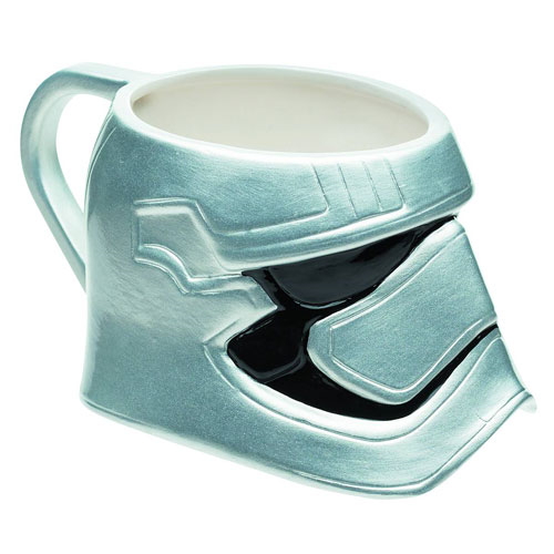 Star Wars: Episode VII - The Force Awakens Captain Phasma Molded Ceramic Mug