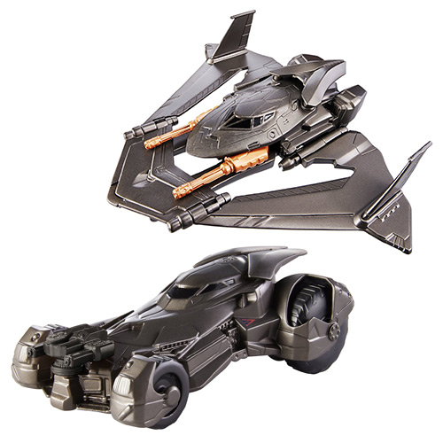 Batman v Superman: Dawn of Justice Vehicle Case