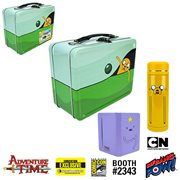 Adventure Time Traveling Jake Tin Tote Gift Set - Convention Exclusive