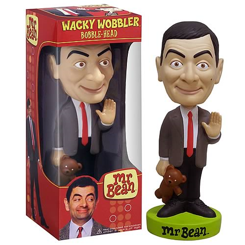 Mr. Bean Bobble Head