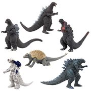 Godzilla 3 1/2-Inch Action Figure Wave 2 Case