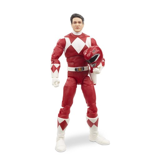Power Rangers Lightning Collection Mighty Morphin Red Ranger  6-Inch Action Figure