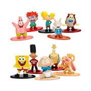 Nickelodeon Nano Metalfigs Die-Cast Mini-Figure 5-Pack Set