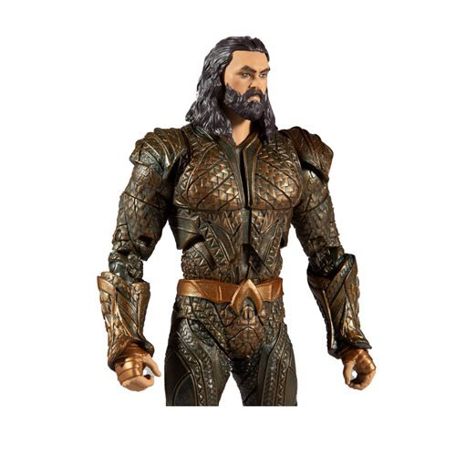 DC Zack Snyder Justice League Aquaman 7-Inch Action Figure