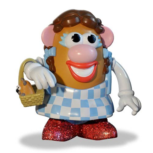Wizard of Oz Dorothy Gale Mrs. Potato Head