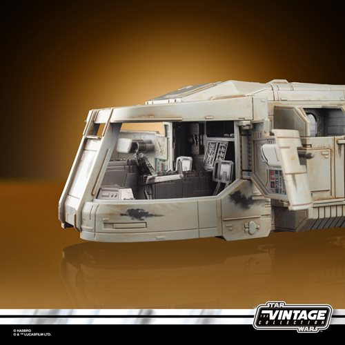 Star Wars The Vintage Collection The Mandalorian Imperial Troop Transport Vehicle