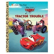 Disney/Pixar Cars Tractor Trouble Little Golden Book