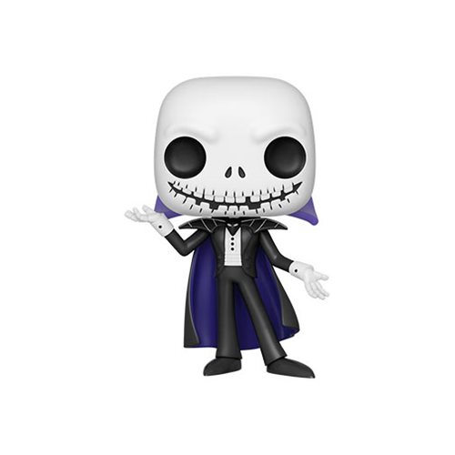 Nightmare Before Christmas Vampire Jack Pop! Vinyl Figure