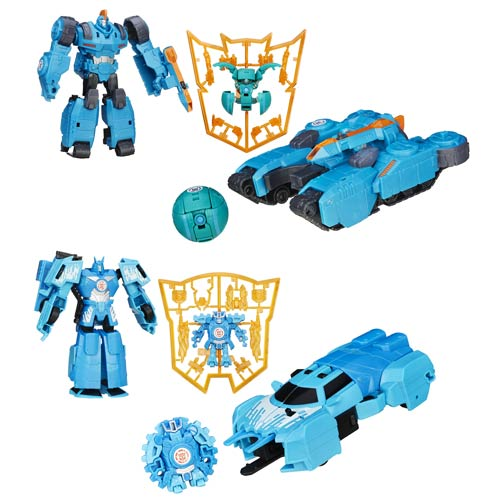Transformers Robots in Disguise Mini-Con Deployers Wave 2 Set