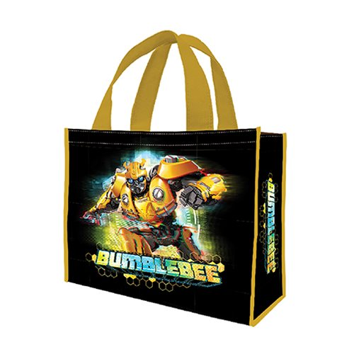 Transformers Bumblebee Large Recycled Shopper Tote