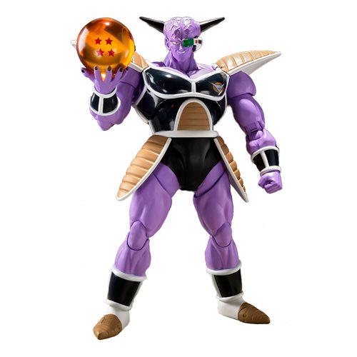Dragon Ball Captain Ginyu S.H.Figuarts Action Figure