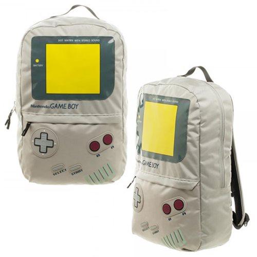 270a78dd65b3 Nintendo Game Boy Backpack - Entertainment Earth