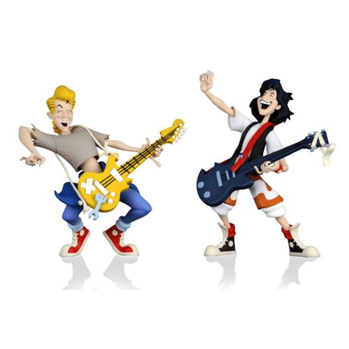 Bill & Ted's Excellent Toony 6-Inch Action Figure 2-Pack