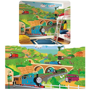 Thomas the Tank Engine Full-Size Pre-Pasted Mural