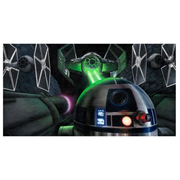 Star Wars I Have You Now! by Rob Surette Canvas Giclee Print