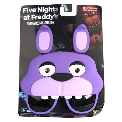 Five Nights at Freddy's Bonnie Bunny Sun-Staches