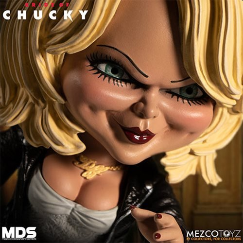 Child's Play Bride of Chucky Tiffany Stylized 6-Inch Action Figure