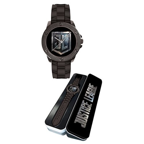DC Watch Collection W2 #4 Justice League Watch