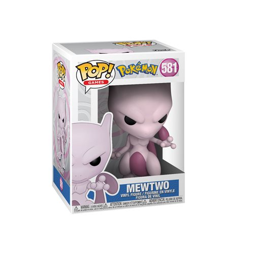 Pokemon 3 Pop! Vinyl Figure