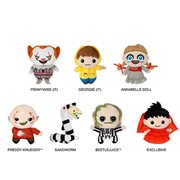 Horror Plush Key Chain Random 6-Pack
