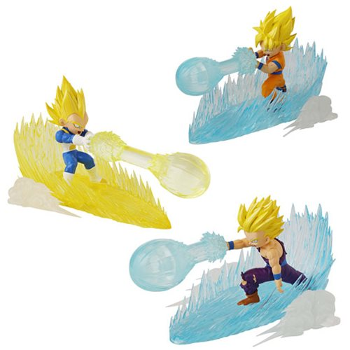 Dragon Ball Super Final Blast Figure Series 1 Case