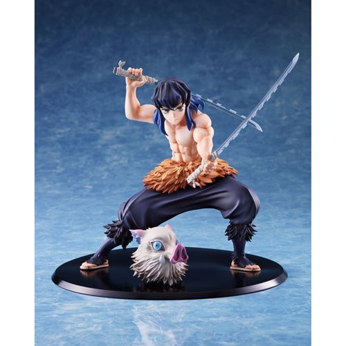Demon Slayer: Kimetsu no Yaiba Inosuke Hashibira 1:8 Scale Statue