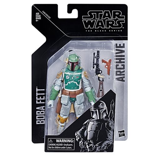 Star Wars The Black Series Archive Boba Fett 6-Inch Action Figure