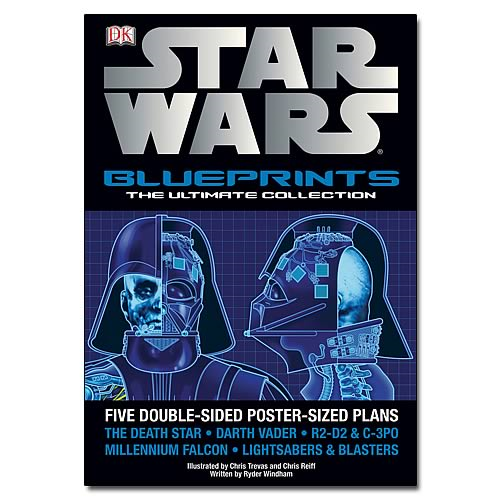 Star Wars Blueprints Ultimate Collection Book
