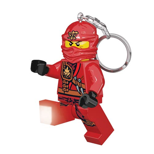 LEGO Ninjago Kai Mini-Figure Flashlight