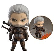 The Witcher 3: Wild Hunt Geralt Nendoroid Action Figure