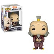 Avatar: The Last Airbender Iroh with Tea Pop! Vinyl Figure #539