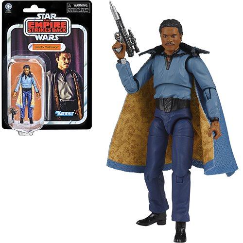 Star Wars Vintage Collection Lando Calrissian Action Figure