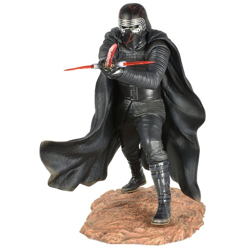Star Wars Premier Collection Episode IX Kylo Ren Statue